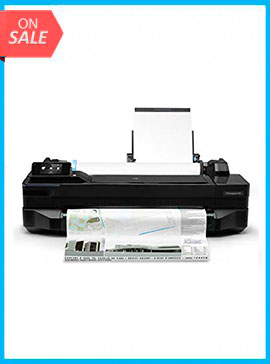 HP DesignJet T120 Printer - Recertified - (90 Days Warranty)