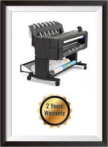 CR357A HP DesignJet T1500PS 36-in ePrinter - Recertified + 2 Years Warranty