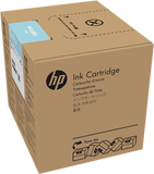 HP 871A 3-Liter Cyan Latex Ink Cartridge for Latex 370, 570 - G0Y79D