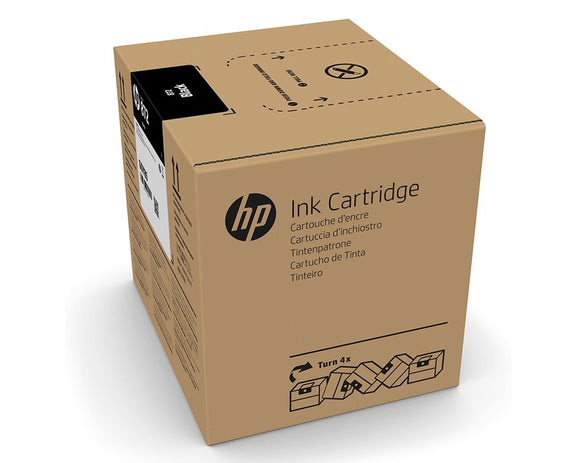 HP 872 3-liter Black Latex Ink Cartridge for R1000 - G0Z04A