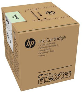 HP 872 3-liter Overcoat Latex Ink Cartridge for R1000 - G0Z08A