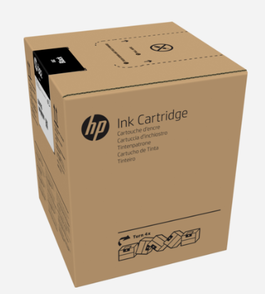 HP 882 5-liter Black Latex Ink Cartridge for R2000 - G0Z13A