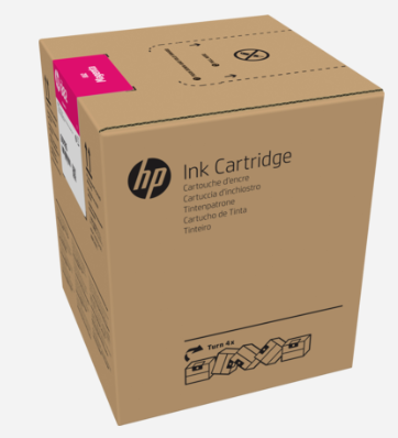 HP 882 5-liter Magenta Latex Ink Cartridge for R2000 - G0Z11A