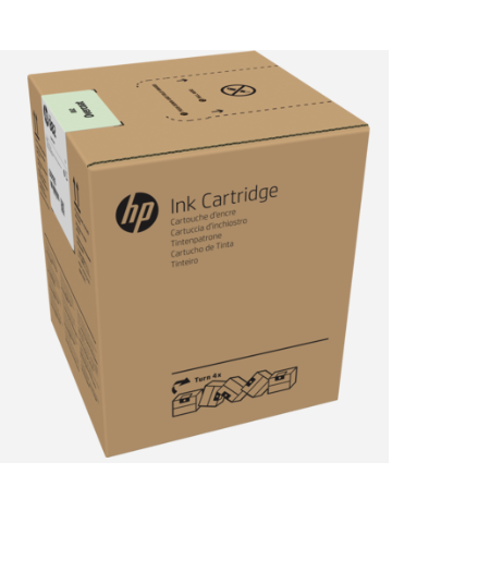 HP 882 5-liter Overcoat Latex Ink Cartridge for R2000 - G0Z17A