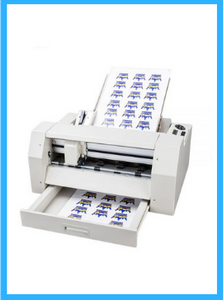 "110V A3+ 13""x19"" Sheet Cutting Machine, Sheet to Sheet Color Lable Cutter"