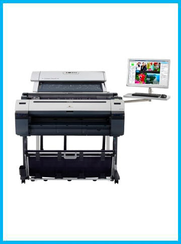 COLORTRAC Flex/SC42C MFP BASE scanner and Repro Stand