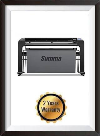 Summa S2 T120 Vinyl Cutter + 2 YEARS WARRANTY