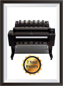 HP Designjet T2500PS 36-in eMFP - Recertified + 2 Years Warranty
