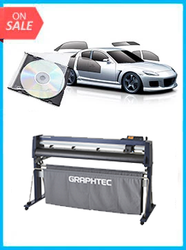 BUNDLE - GRAPHTEC FC9000-160 64