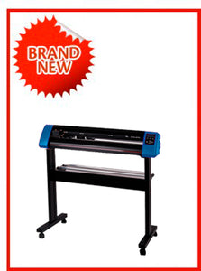 "25"" Vinyl Cutter with Stand with Cutter Software - New"