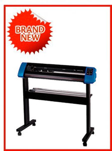 "50"" Vinyl Cutter with Stand with Cutter Software - New"