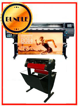 BUNDLE - Plotter HP Latex 360 64