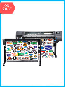 "HP Latex 115 54""  Print + SUMMA Cuttter 54"" Solution + Flexi RIP Software"