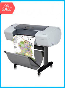 "Q6711A HP Designjet T610 24"" Printer - Refurbished - (1 Year Warranty)"