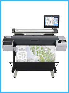"HP T795c MFP (NEW) Bundle 44"" Printer with Scanner"