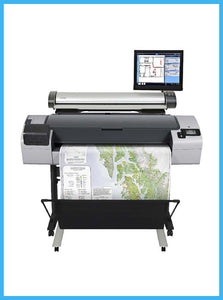 "HP T795c MFP (NEW) Bundle 36"" Printer with Scanner"