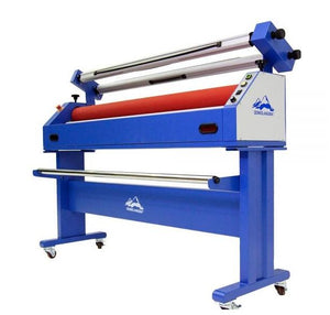 63in Wide Format Cold Laminator and Mounting Machine