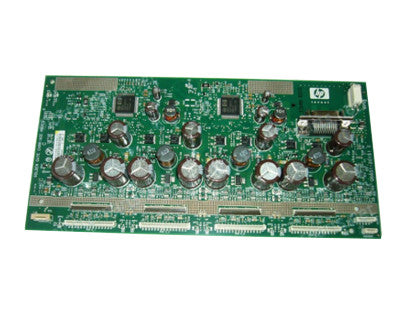 Carriage PC board for DesignJet Z6100 Q6615-60338