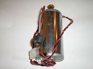 Scan Axis Motor Assembly  DesignJet Z6100 plotters Q6652-60128