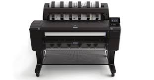 CR357A HP DesignJet T1500PS 36-in ePrinter - Recertified - (90 Days Warranty)