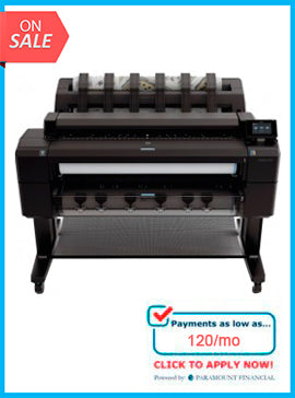 HP Designjet T2500PS 36-in eMFP - Refurbished - (1 Year Warranty)