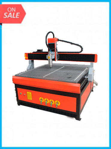 Warmly 4x4' 1212 cnc router engraver machine