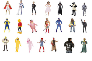 Introducing Fancy Dress Hire.