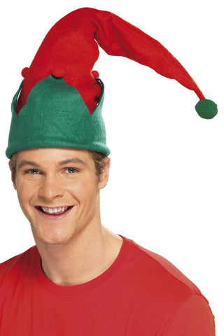 Mens Womens Kids Santa's Little Helper Elf Christmas New Year Elf Hat SALE