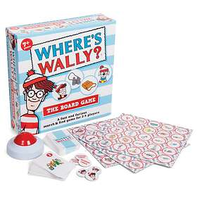 Paul Lamond Where's Wally Board Game - Great Childrens Game Save £££
