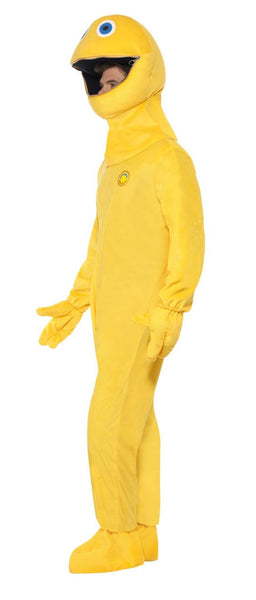 Adult Mens Womens Rainbow Zippy Costume - (Medium) - Costume HIRE Also Available.