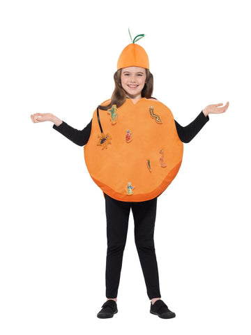 Childrens Roald Dahl James & The Giant Peach Costume (SM)