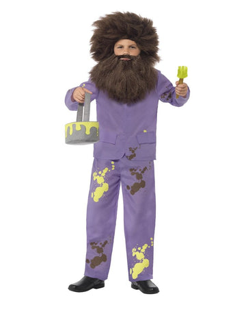 Childrens Boys Girls Roald Dahl Mr Twit Costume (Medium)