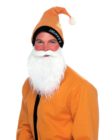 Mens Womens Kids Super Santa Christmas New Year Hat and Beard Set £3.99!!