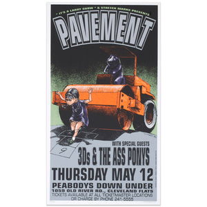 Pavement - Derek Hess