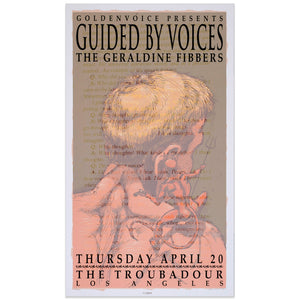 Guided By Voices - Derek Hess