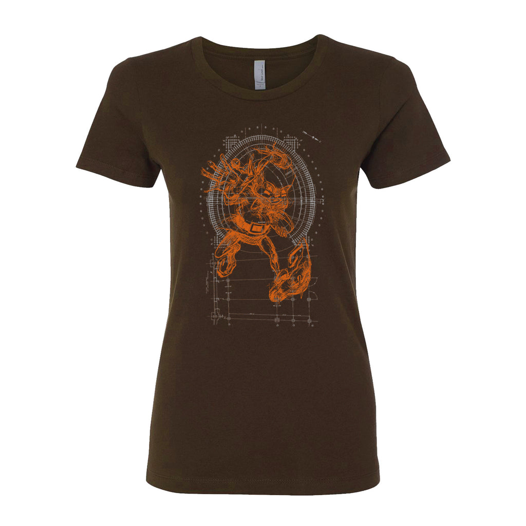 Hess Brownie - Womens Shirt