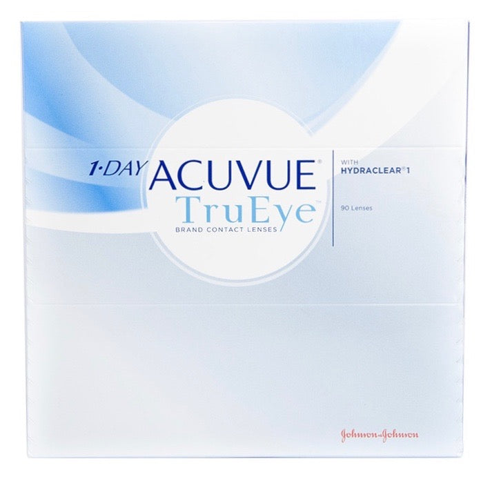 1-Day Acuvue TruEye - 90 Pack
