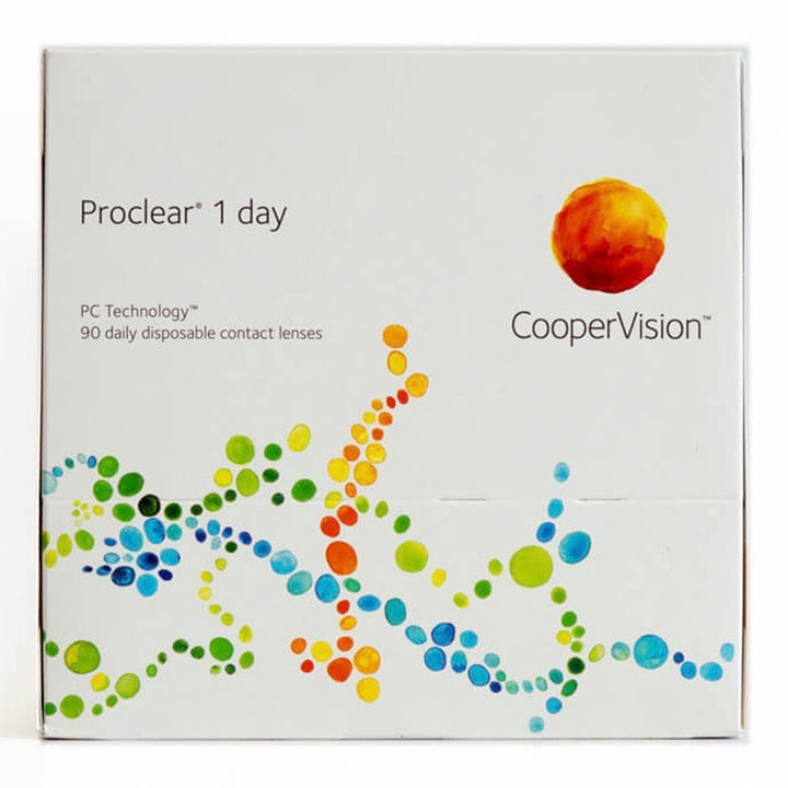 Proclear 1-Day - 90 Pack