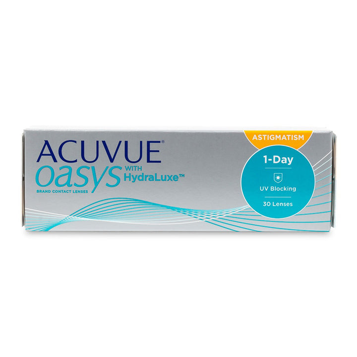1-Day Acuvue Oasys for Astigmatism - 30 Pack