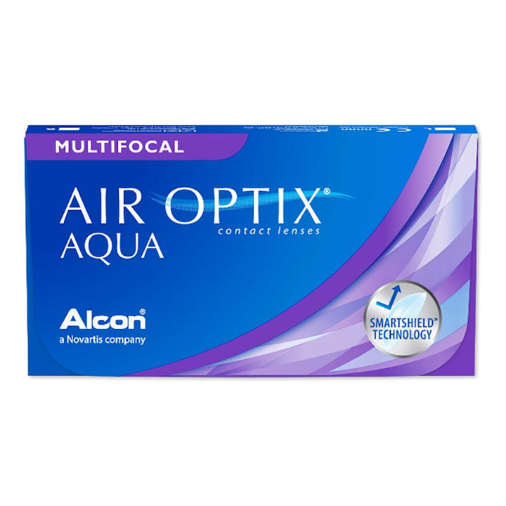 Air Optix Aqua Multifocal - 6 Pack