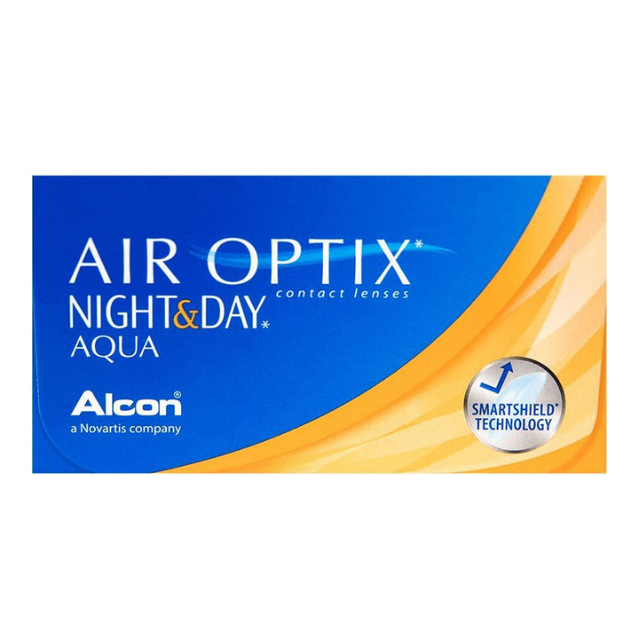 Air Optix Night and Day Aqua - 6 Pack