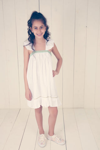 Mathilde Frill Dress