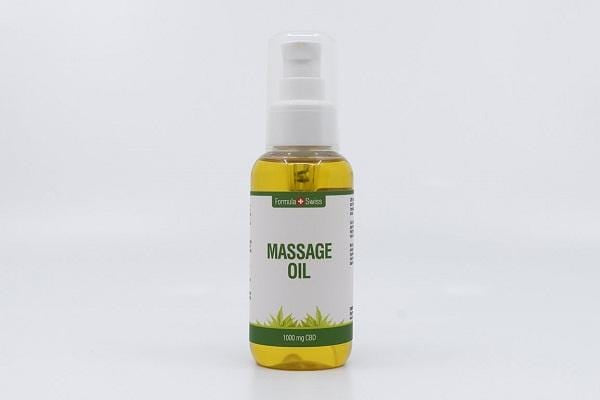 CBD Massageöl
