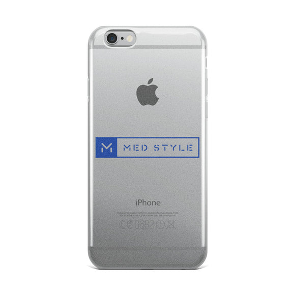 Med Style iPhone Case
