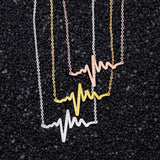 ECG Necklace