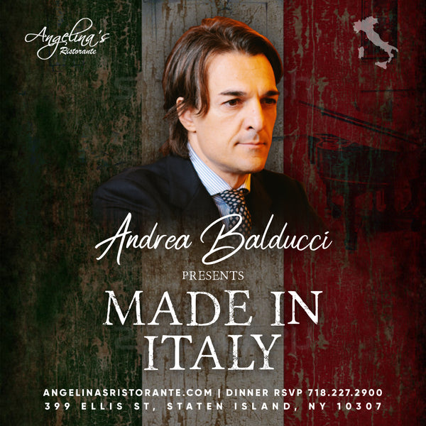 Andrea Balducci Presents Made in Italy