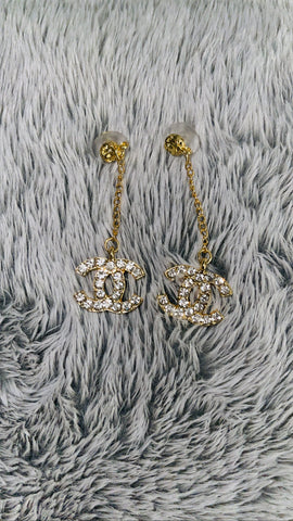 CC DROP EARRINGS