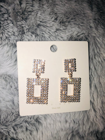 Late but Fine Earrings