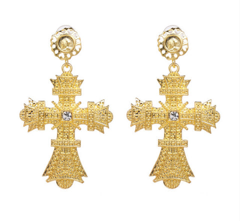 Highly Favored Earrings