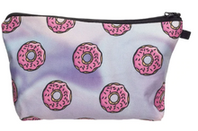 Load image into Gallery viewer, Donut Mini Travel Bag
